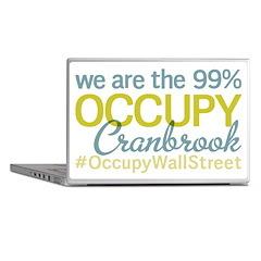 Occupy Cranbrook Laptop Skins