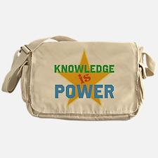 Teacher Education School Messenger Bag