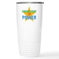 Teacher Education School Travel Mug