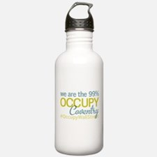 Occupy Coventry Water Bottle