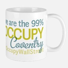 Occupy Coventry Small Small Mug