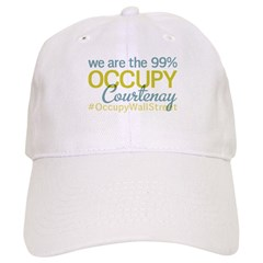 Occupy Courtenay Baseball Cap