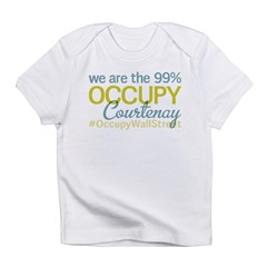 Occupy Courtenay Infant T-Shirt