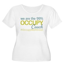Occupy Couch T-Shirt