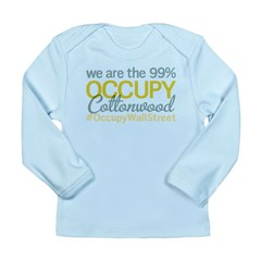 Occupy Cottonwood Long Sleeve Infant T-Shirt