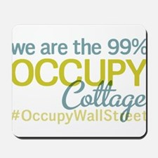 Occupy Cottage Grove Mousepad