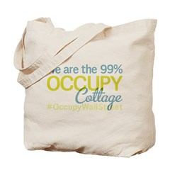 Occupy Cottage Grove Tote Bag