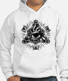 All Seeing Eye Jumper Hoody