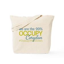 Occupy Corydon Tote Bag