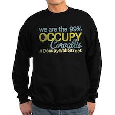 Occupy Corvallis Sweatshirt