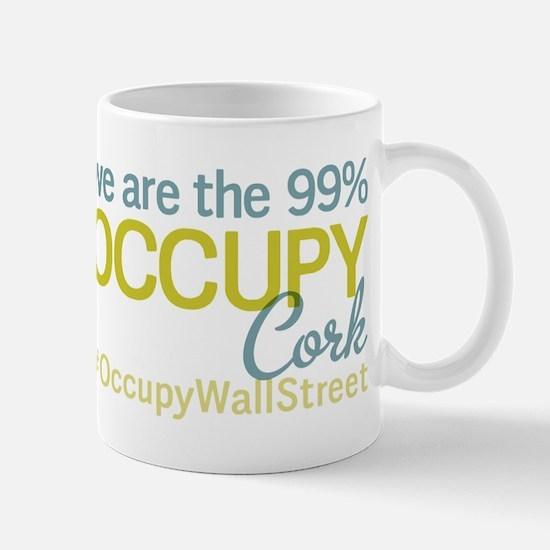 Occupy Cork Mug