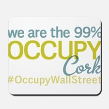 Occupy Cork Mousepad