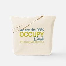 Occupy Cork Tote Bag