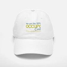 Occupy Cork Baseball Baseball Cap