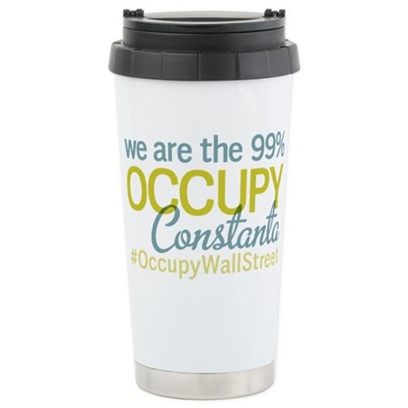 Occupy Constanta Stainless Steel Travel Mug
