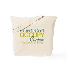 Occupy Conroe Tote Bag