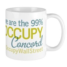 Occupy Concord Mug