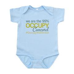 Occupy Concord Infant Bodysuit