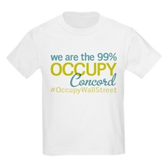 Occupy Concord T-Shirt
