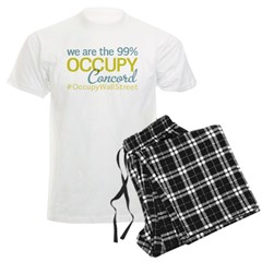 Occupy Concord Men's Light Pajamas