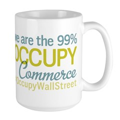 Occupy Commerce Township Mug