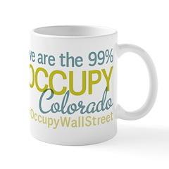 Occupy Colorado Springs Mug