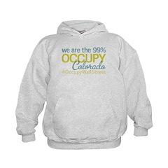 Occupy Colorado Springs Hoodie