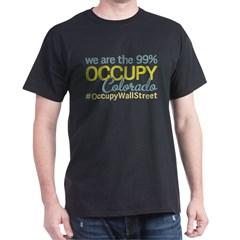 Occupy Colorado Springs T-Shirt