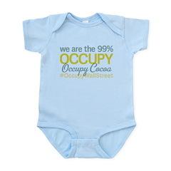 Occupy Cocoa Infant Bodysuit