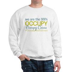 Occupy Cocoa Sweatshirt