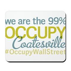 Occupy Coatesville Mousepad