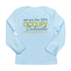 Occupy Coatesville Long Sleeve Infant T-Shirt