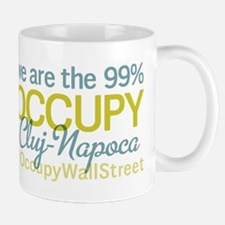 Occupy Cluj-Napoca Mug
