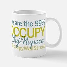 Occupy Cluj-Napoca Small Small Mug