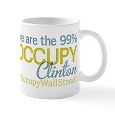 Occupy Clinton Mug