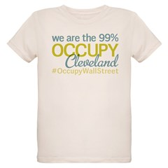 Occupy Cleveland T-Shirt