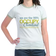 Occupy Cleveland T