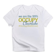 Occupy Clearlake Infant T-Shirt