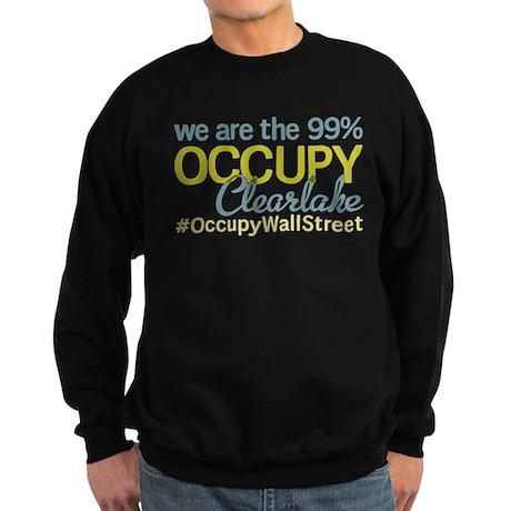Occupy Clearlake Sweatshirt (dark)