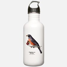 American Robin Water Bottle