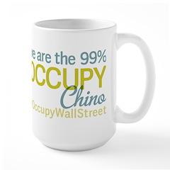 Occupy Chino Large Mug