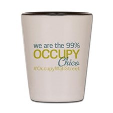 Occupy Chico Shot Glass