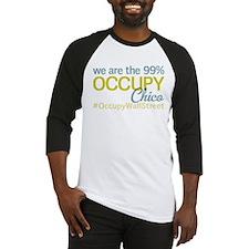 Occupy Chico Baseball Jersey