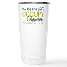 Occupy Cheyenne Travel Mug