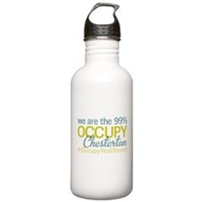 Occupy Chesterton Water Bottle