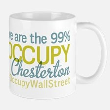 Occupy Chesterton Small Small Mug