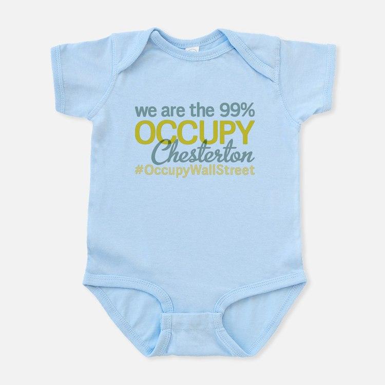 Occupy Chesterton Infant Bodysuit
