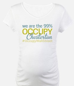 Occupy Chesterton Shirt