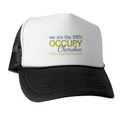 Occupy Cherokee Trucker Hat