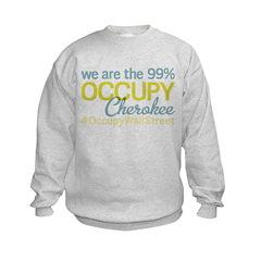 Occupy Cherokee Sweatshirt